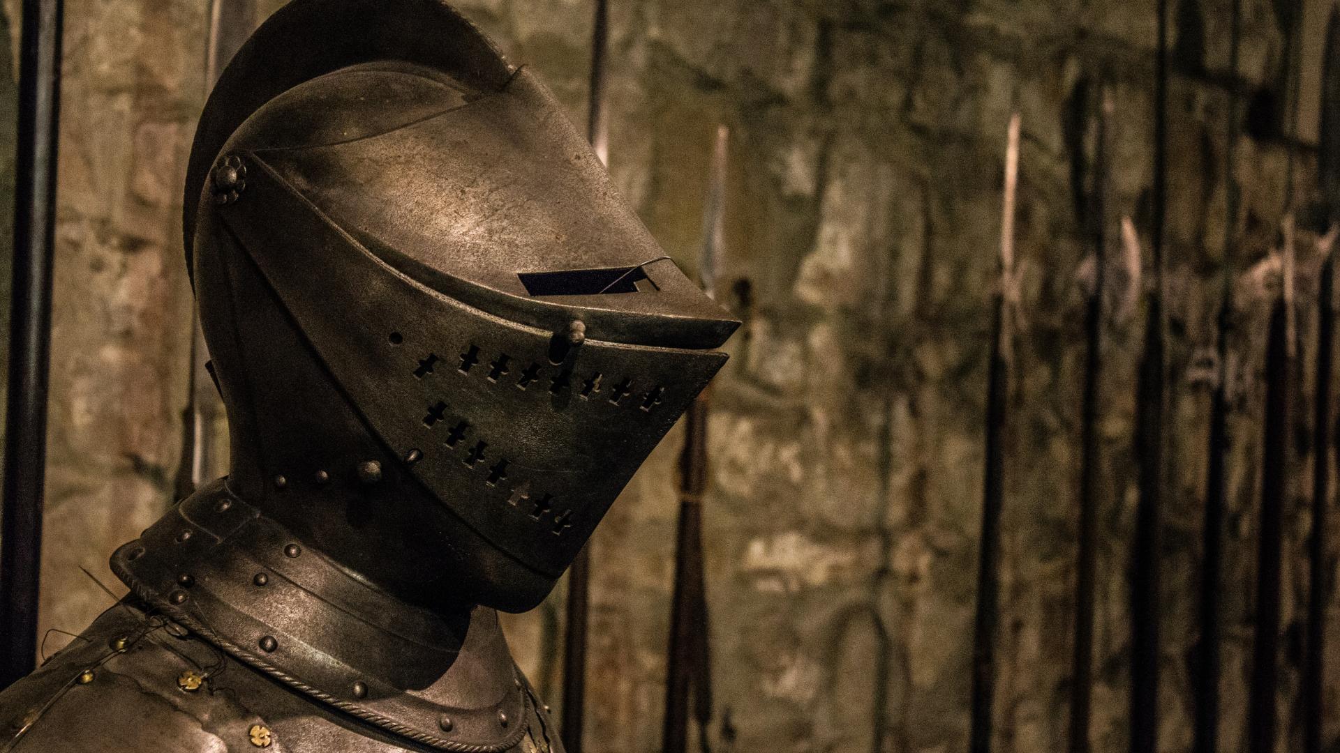 Ritter Ausrüstung Mittelalter
