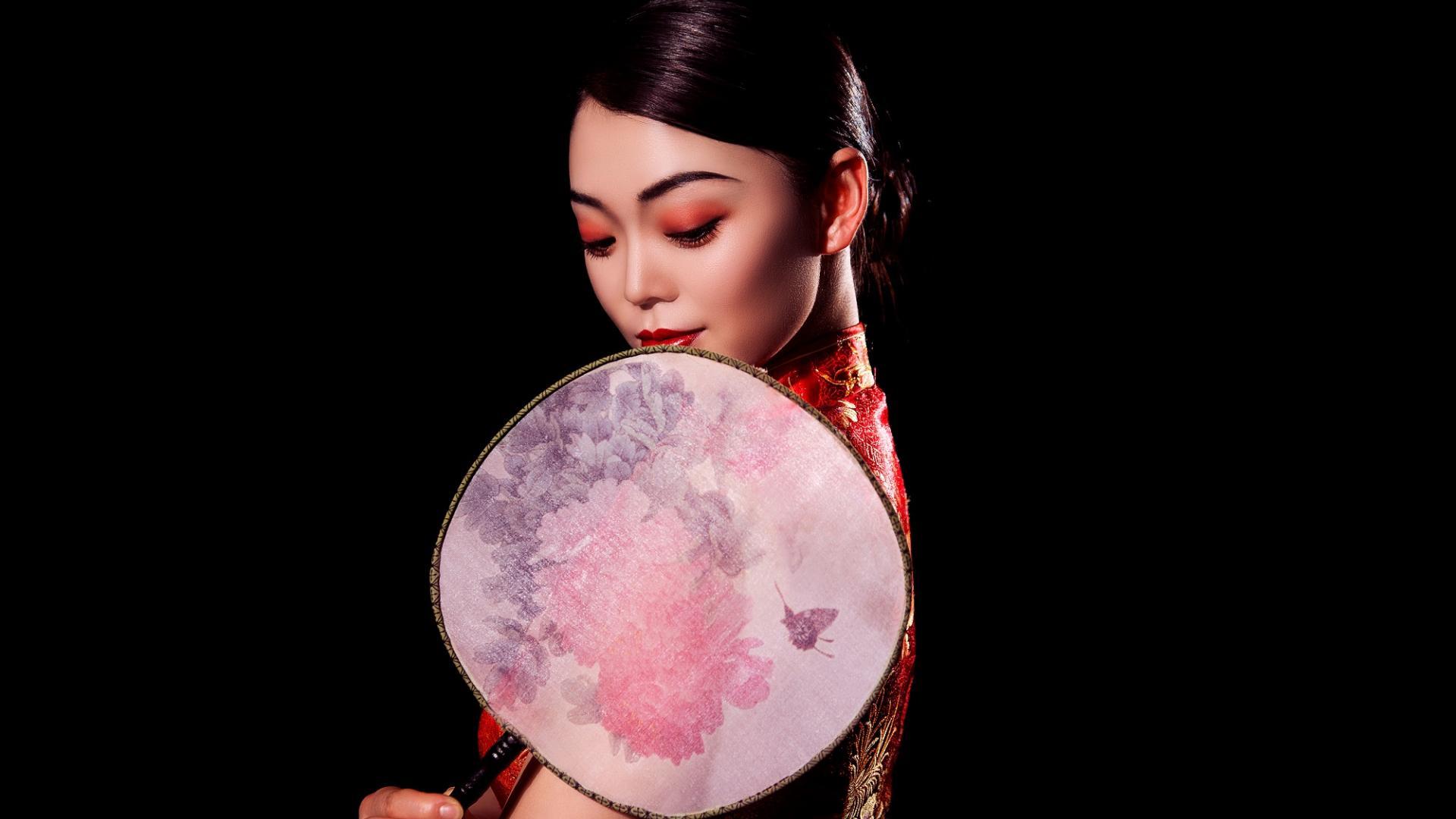 Frau, China