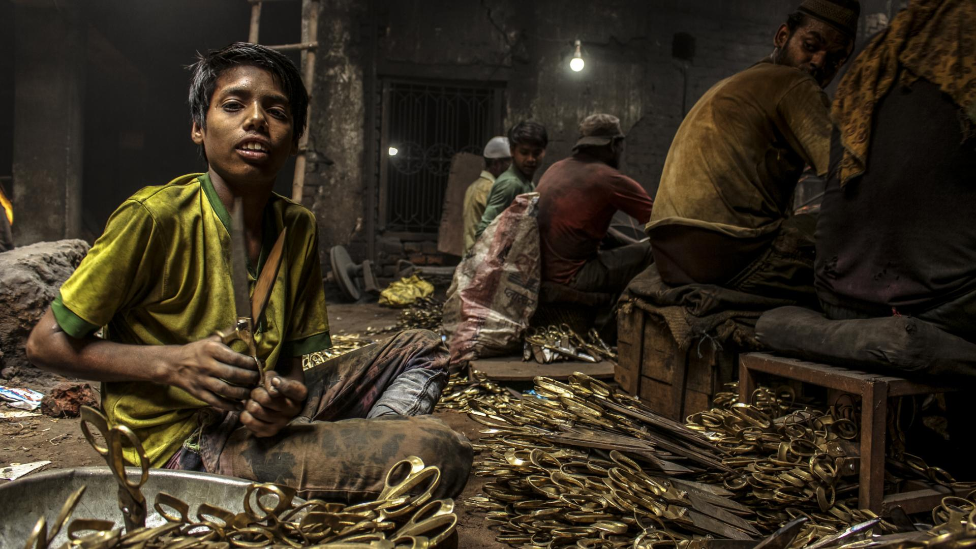 Kinderarbeit fast fashion
