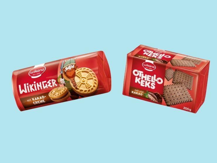 Othello & Wikinger Kekse