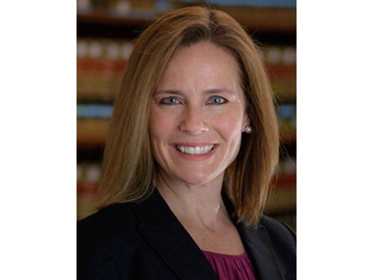 Amy Coney Barrett , Supreme Court