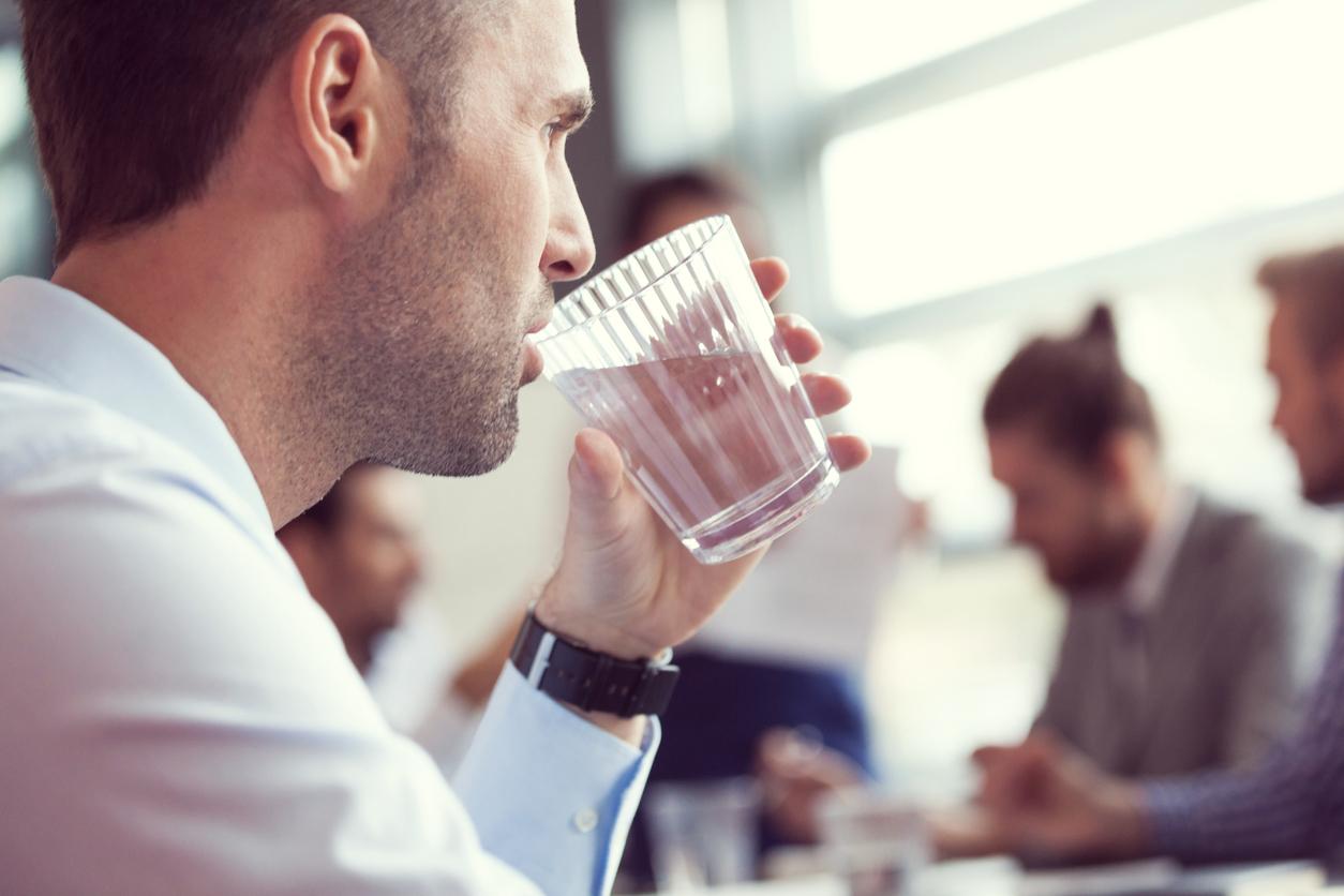 Leitungswasser trinken