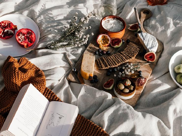 Picknick, Nachhaltiges Gaeschirr