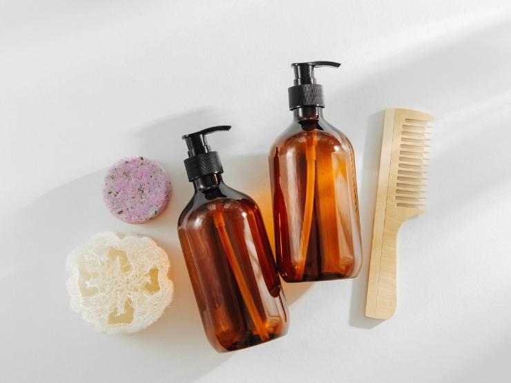 Shampoo Kamm Pflegeprodukte