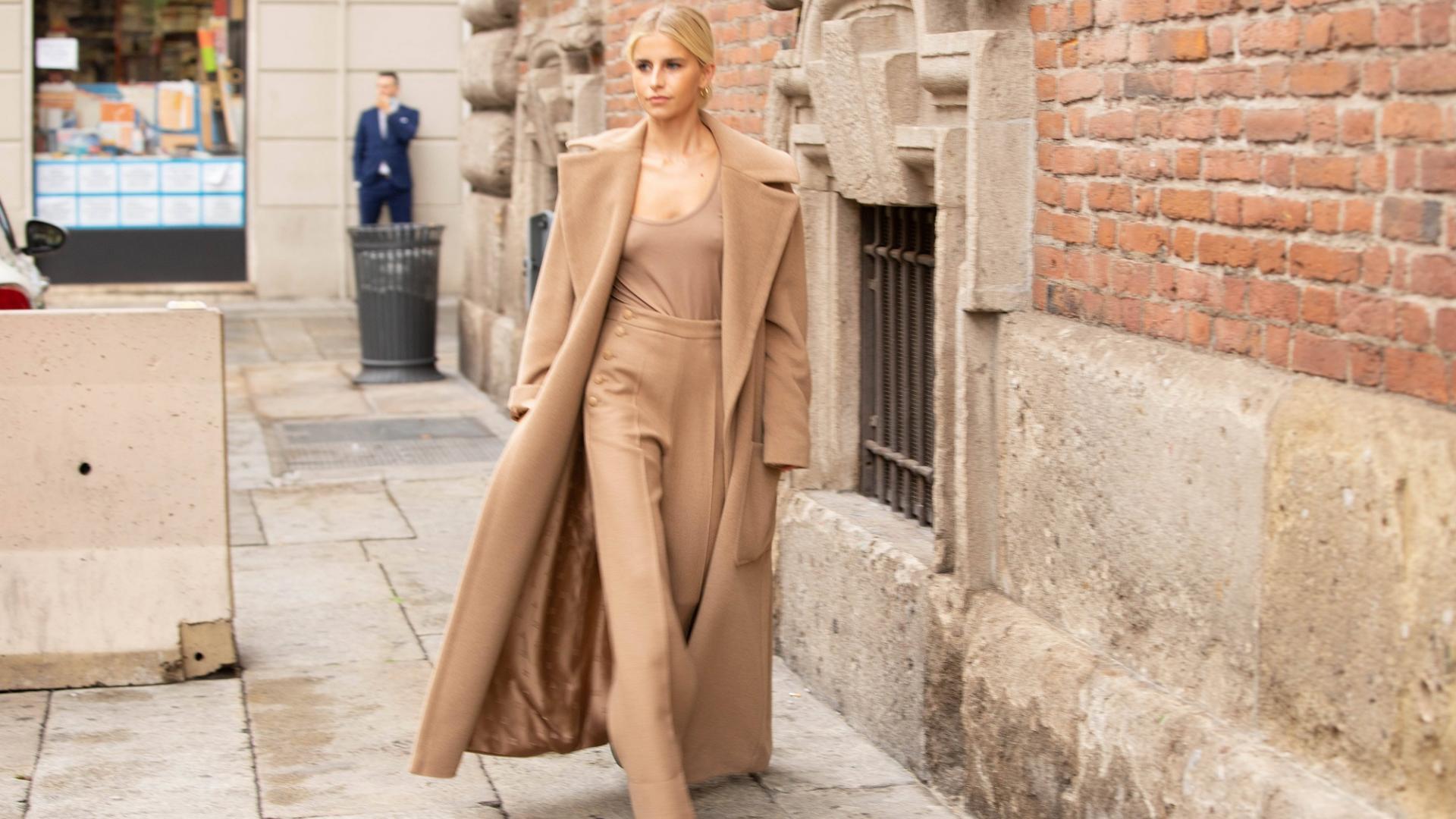 Mailand Fashionweek, Streetstyle, Caro Daur