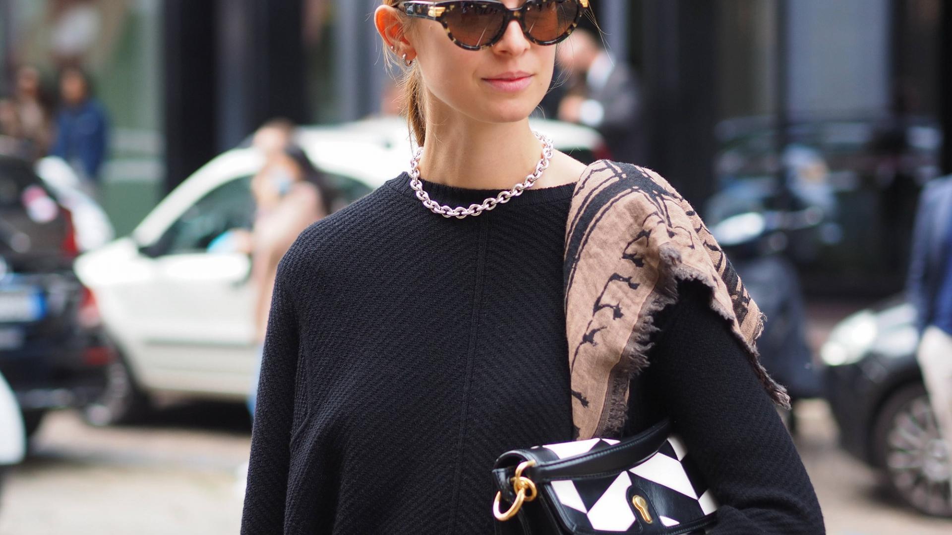 Mailand Fashionweek, Streetstyle, Jacqueline Zelwiss