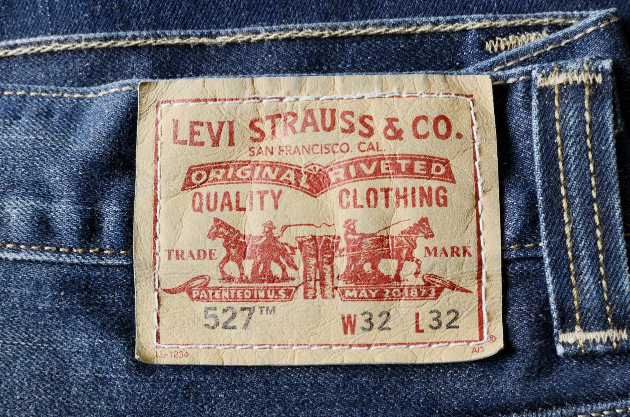 Fünfte Jeanstasche