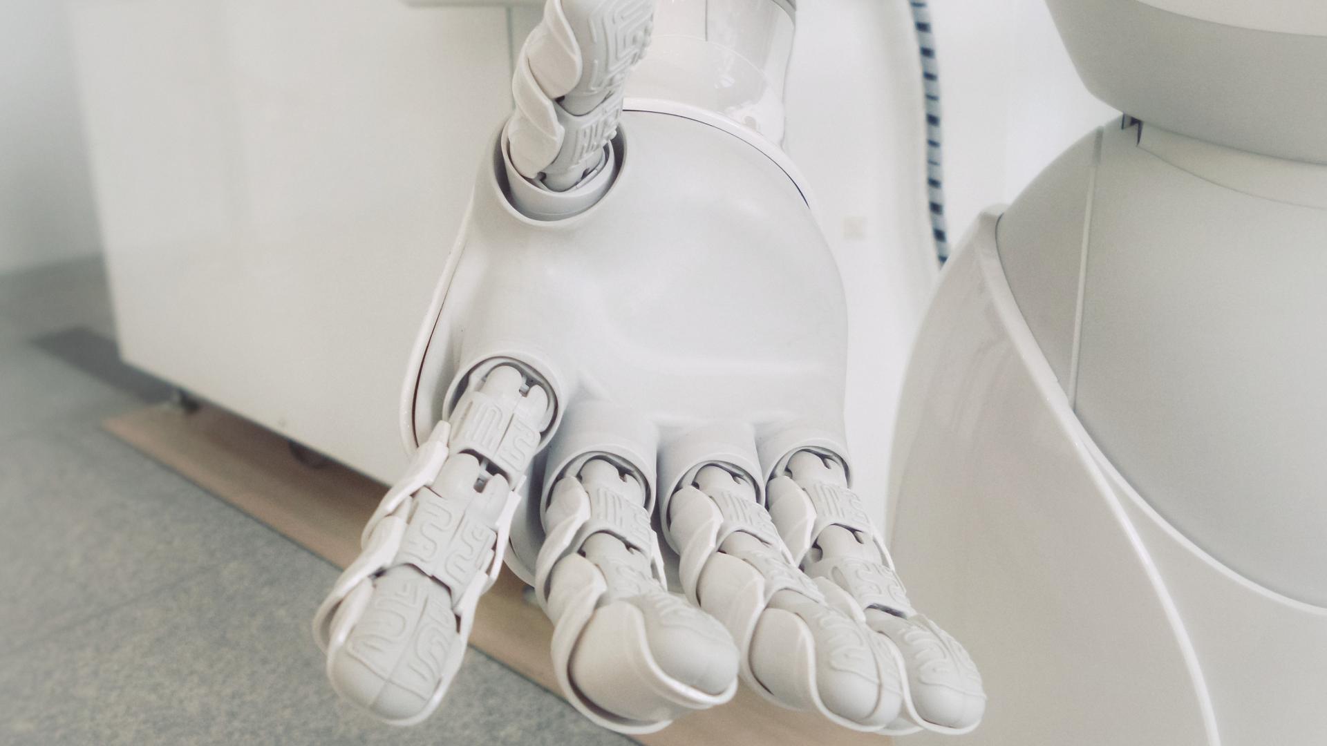 Roboter Roboterarm