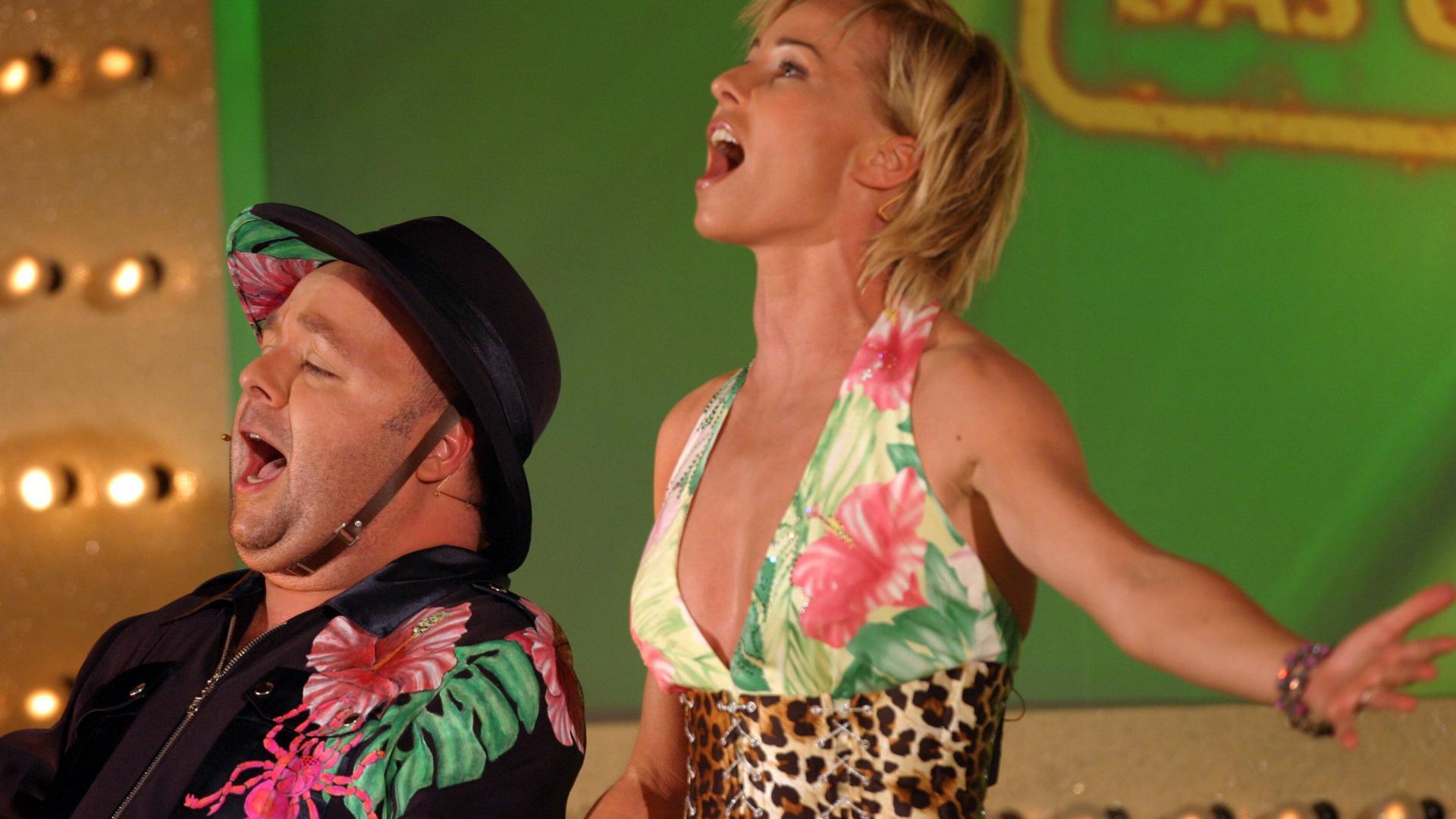 Sonja Zietlow & Dirk Bach