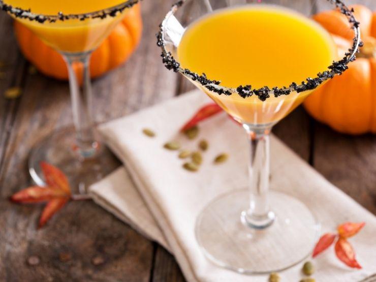 Kürbis Martini
