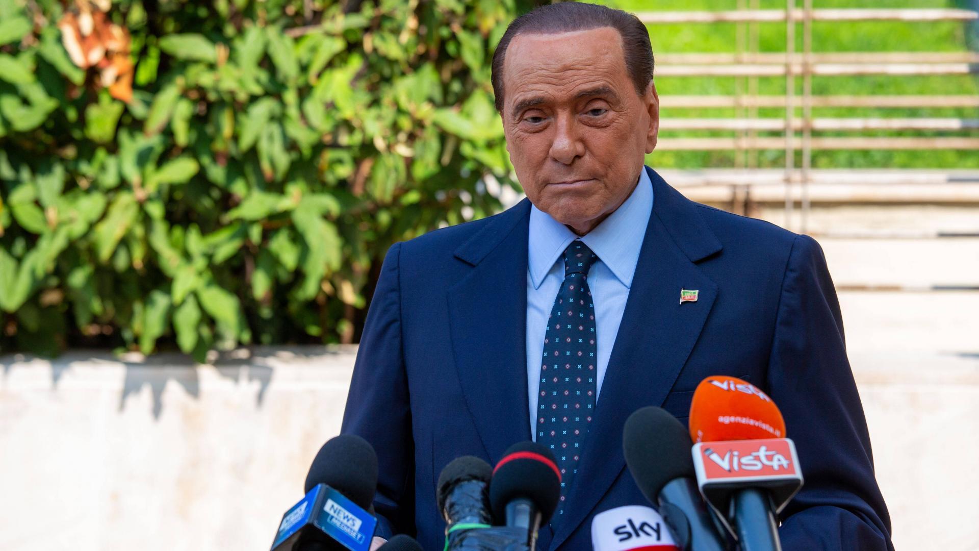 Silvio Berlusconi italien Präsident