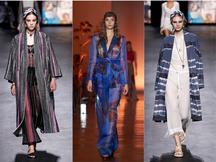 homewear, kollektionen spring summer 2021, dior, caterina moro