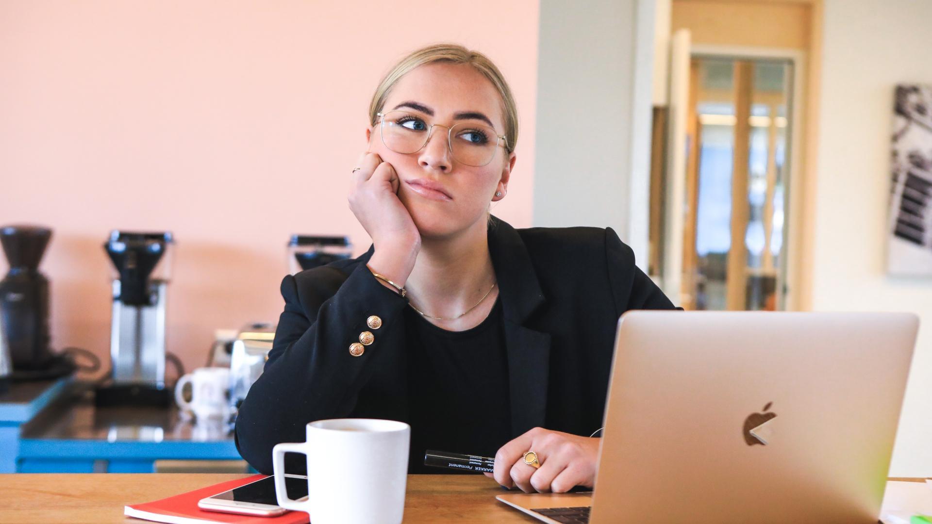 arbeit job frustriert bewerbung