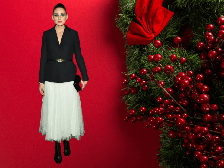 Weihnachtsoutfit, Outfit