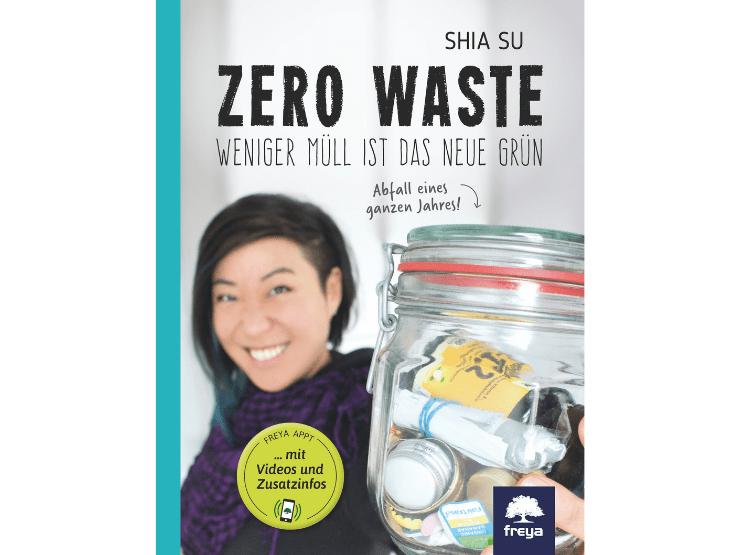 zero waste geschenke, Buch