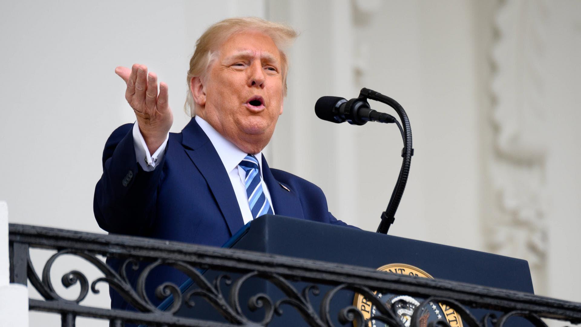 Donald Trump plant eigenen Tv-Sender