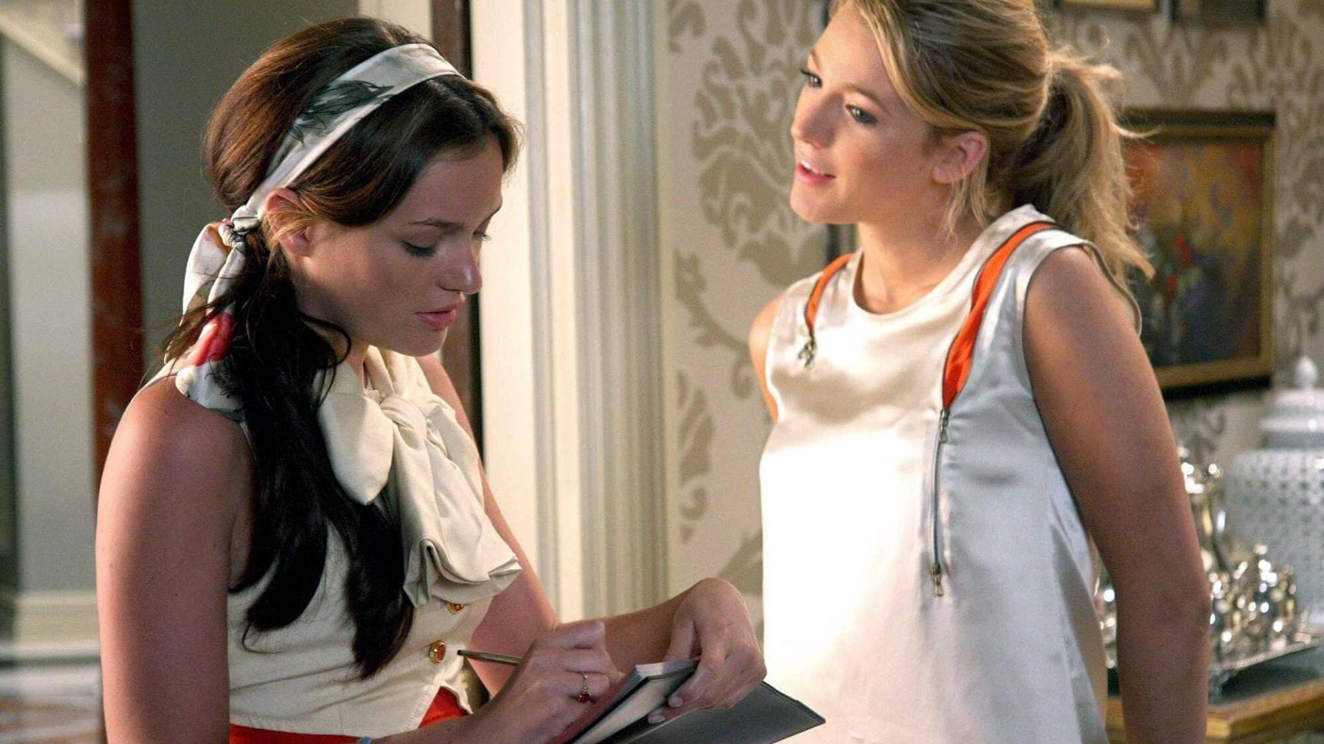 Fashion Inspiration, modeserien, Gossip Girl