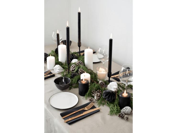 Dekoration Weihnachten, Tischdeko
