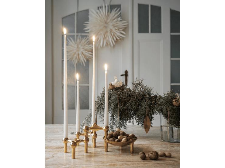 Deko, Weihnachten, Kerzenständer