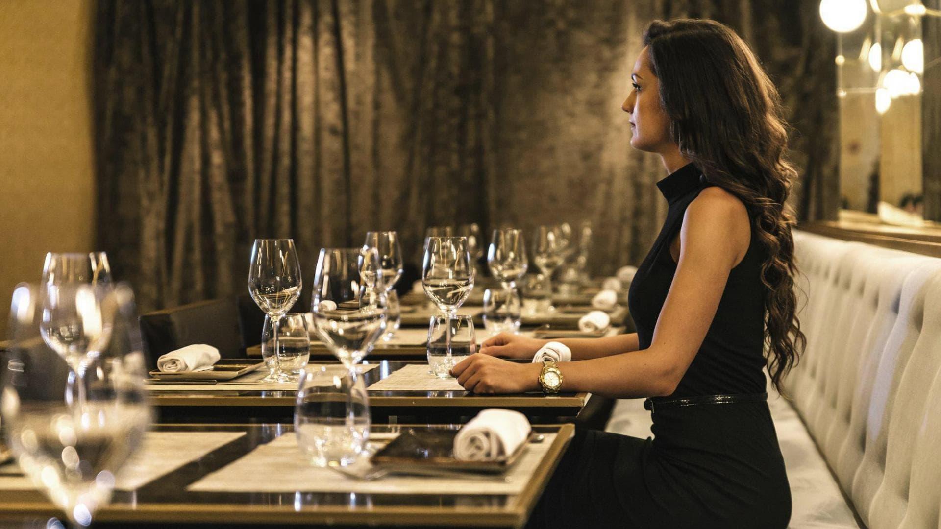 Frau, Restaurant