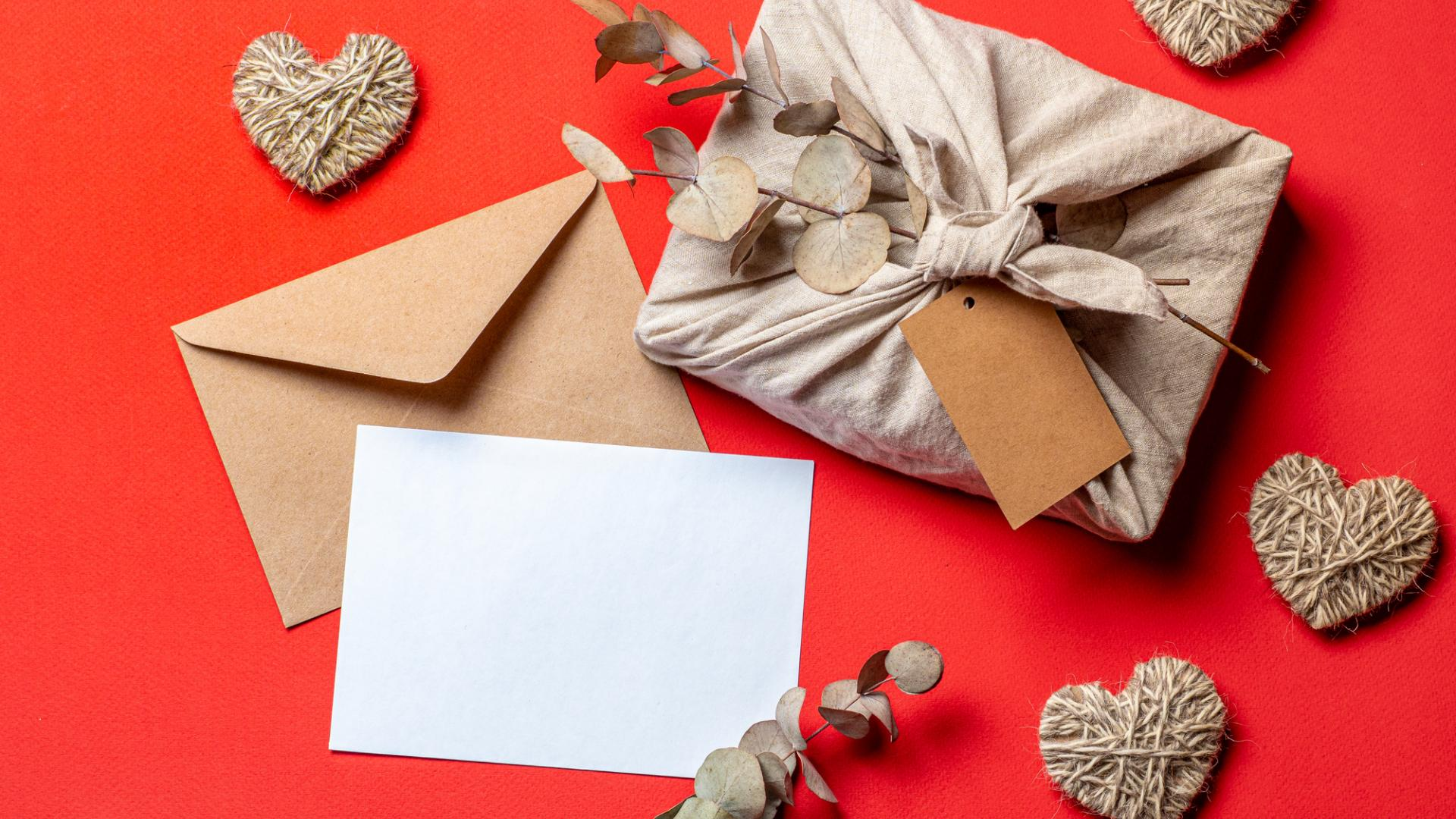 Furoshiki, Geschenke verpacken
