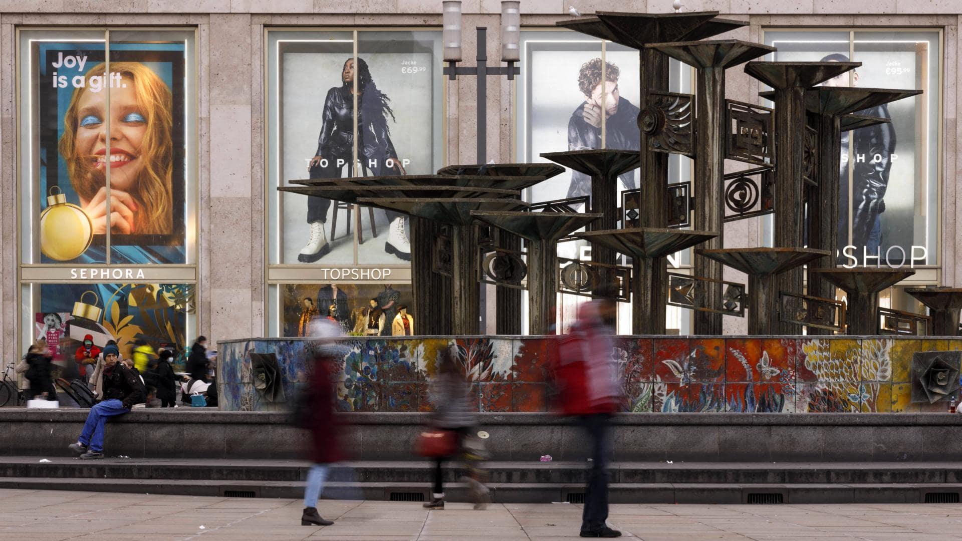geschenke umtauschen berlin alexanderplatz lockdown innenstadt