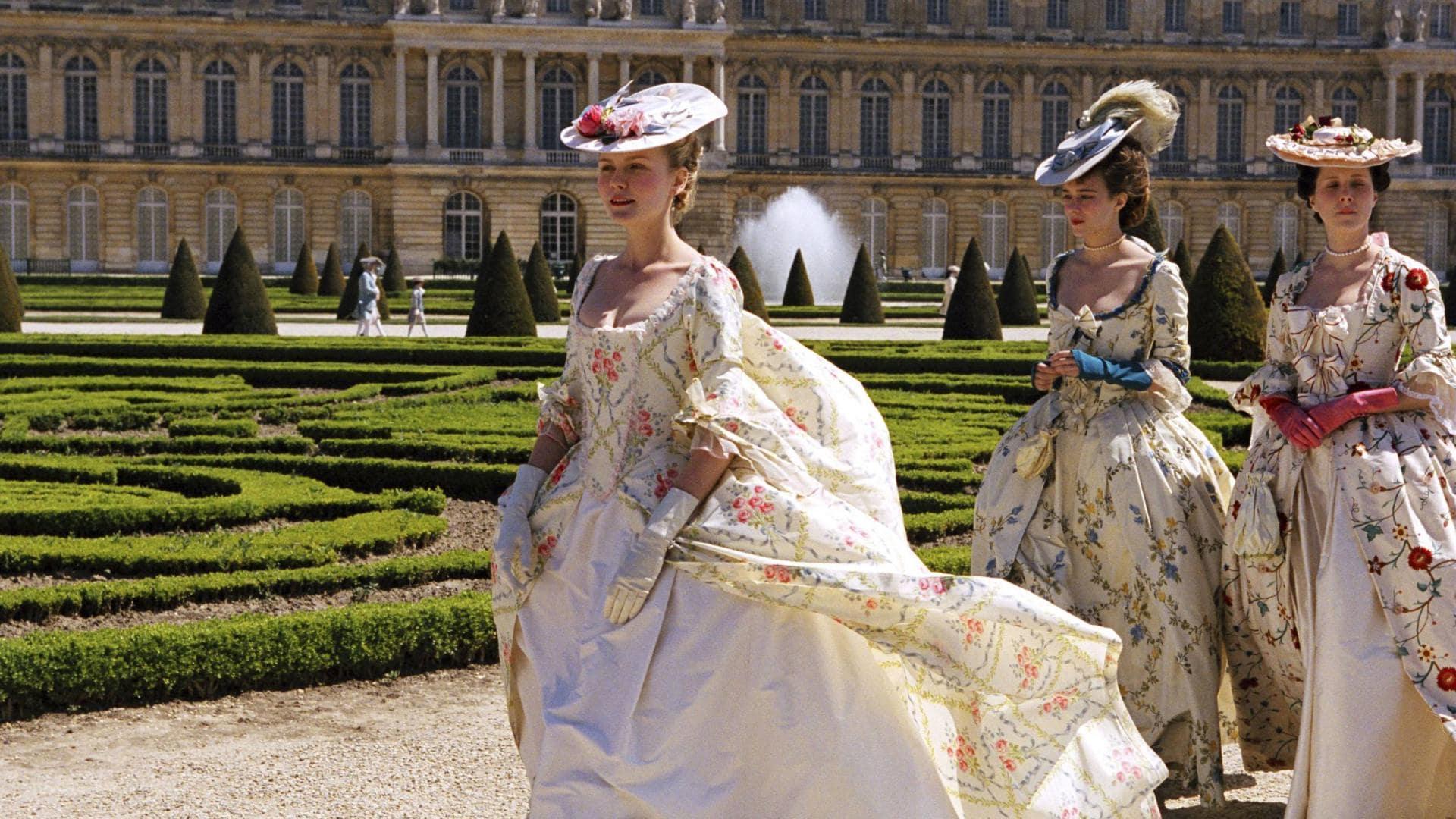Kostümfilme, Marie Antoinette