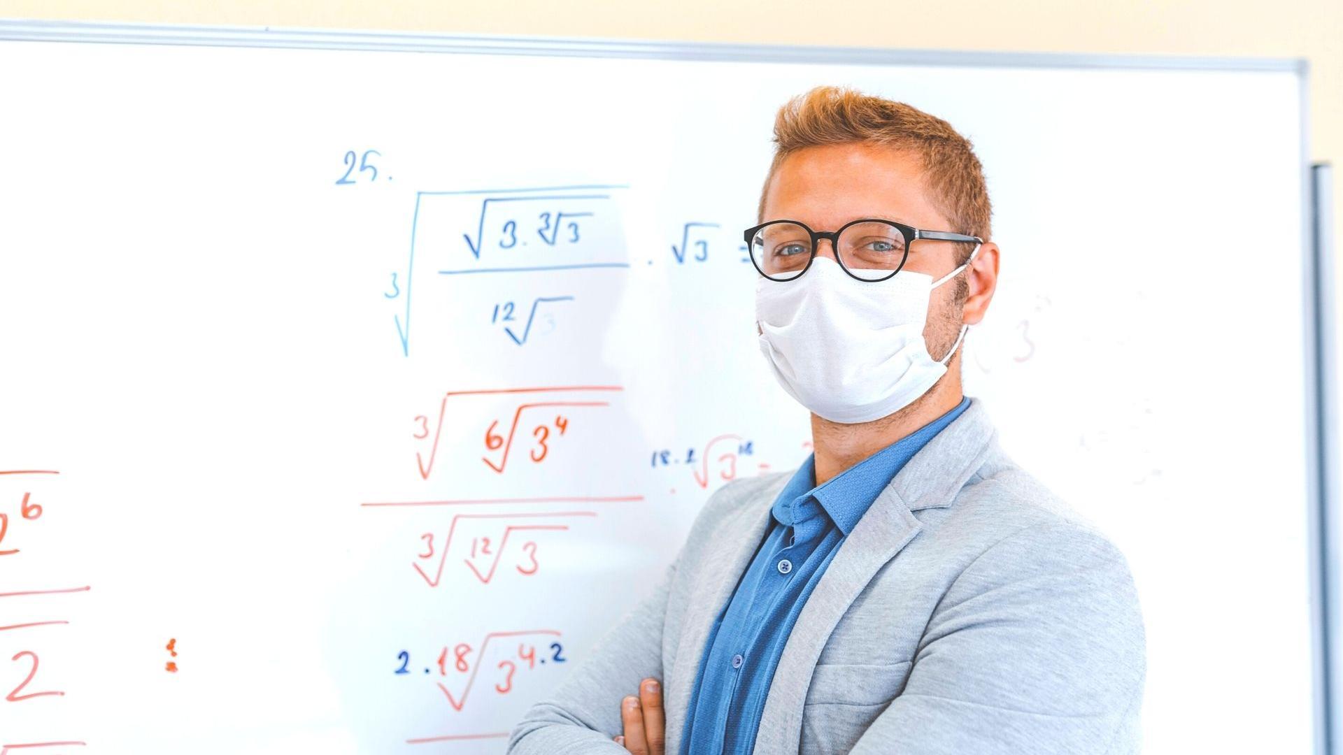 Lehrer in der Corona-Pandemie