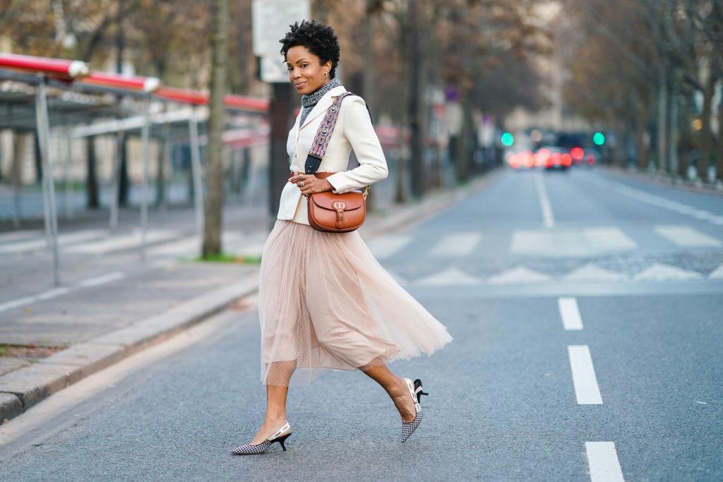 Fashion-Trends 2021, Tüll