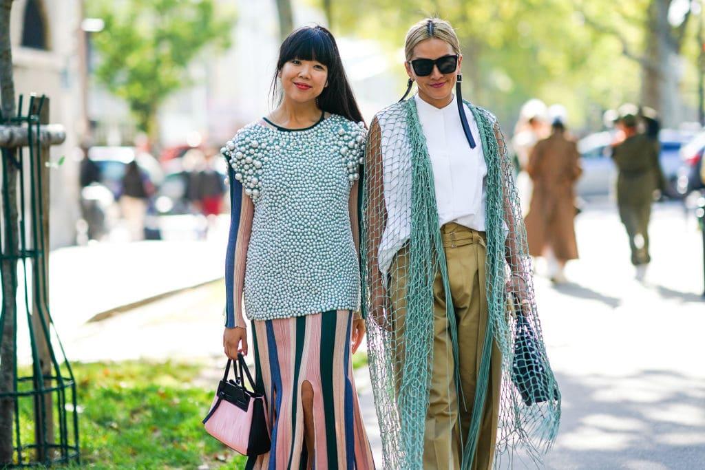Fashion-Trends 2021, Fishnet