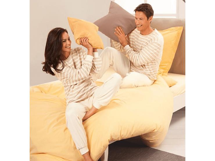 Partner Pyjama, Streifen, götting