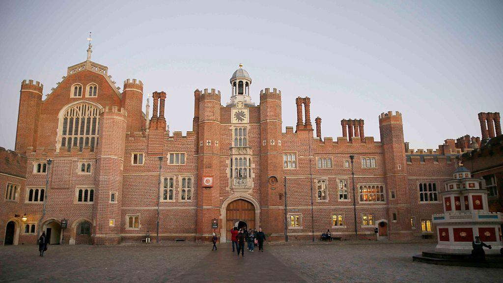 Bridgerton Drehorte, Hampton Court Palace