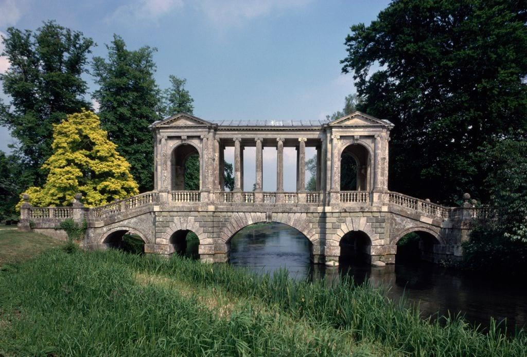 Bridgerton Drehorte, Palladian Bridge