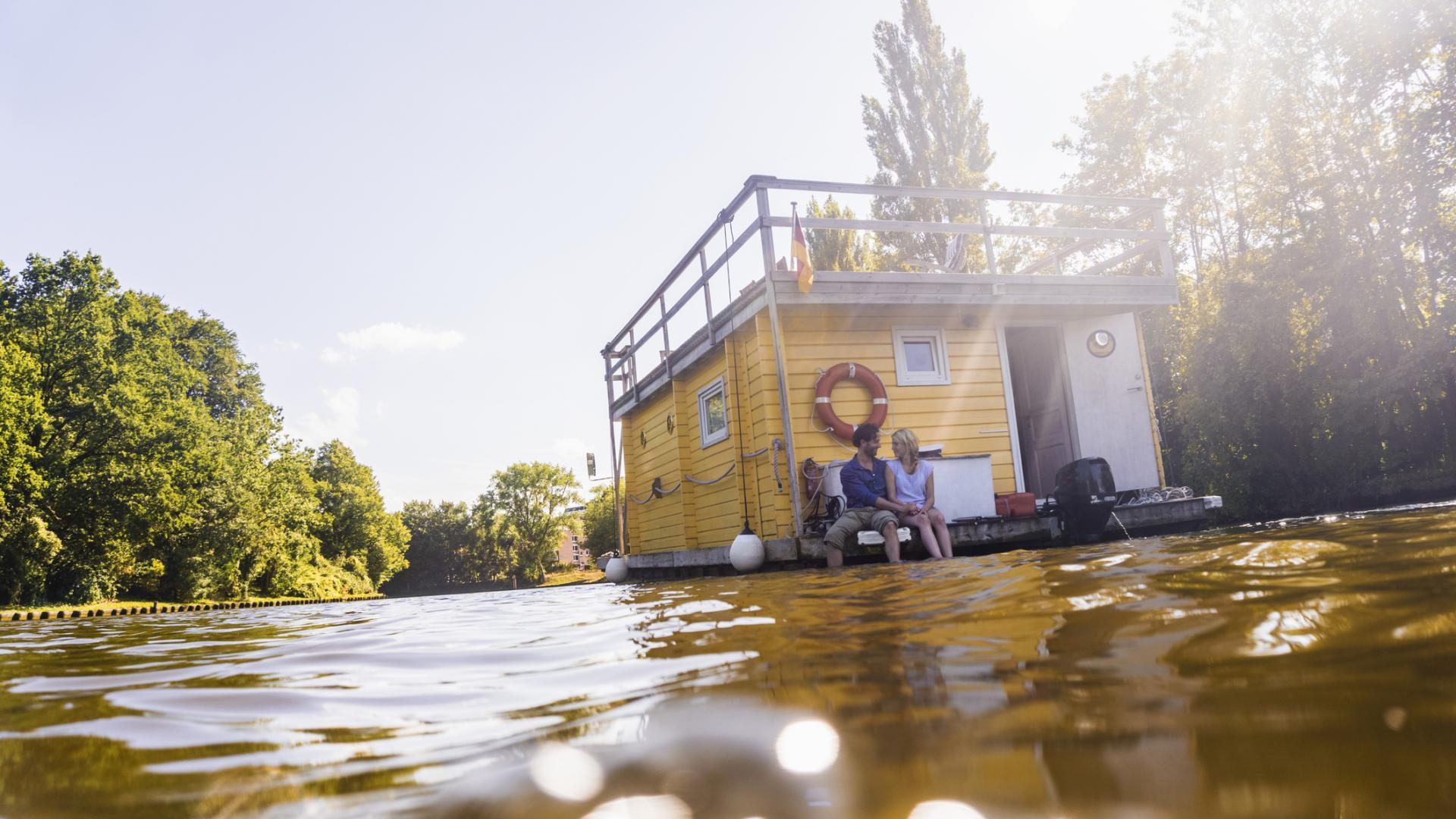 hausboot romantisch berlin
