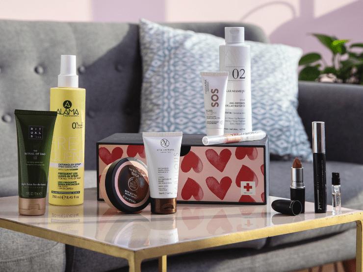 Goodiebox beauty box abo kosmetik