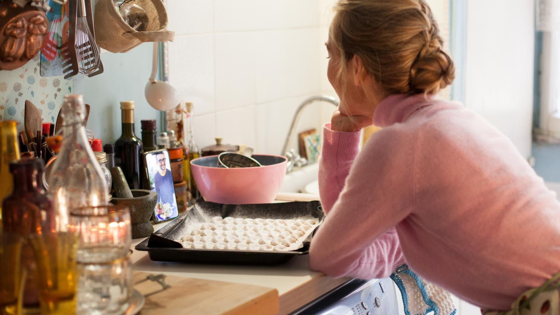 Kochen Frau Date Online Video
