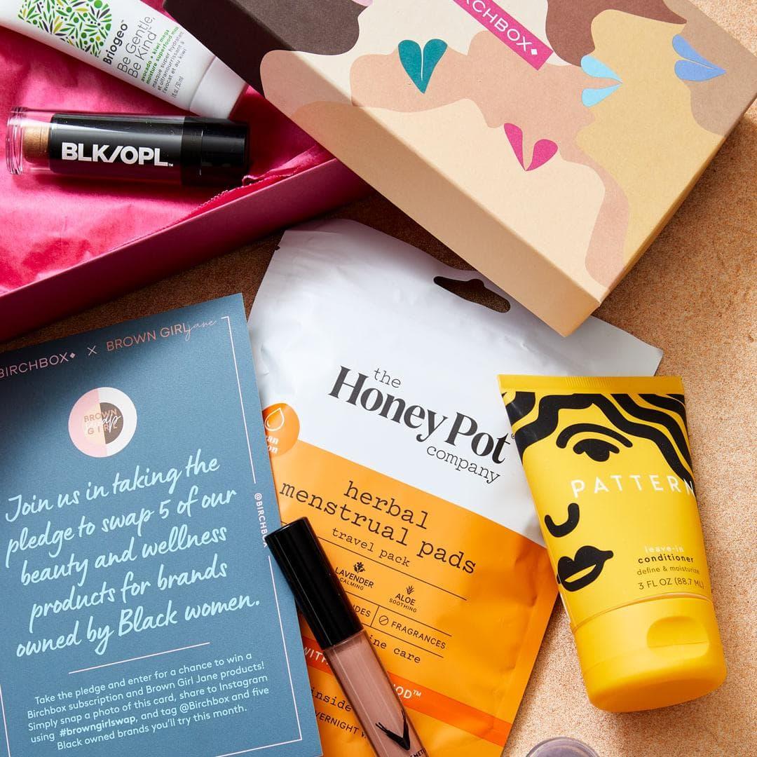 birchbox beauty abo box