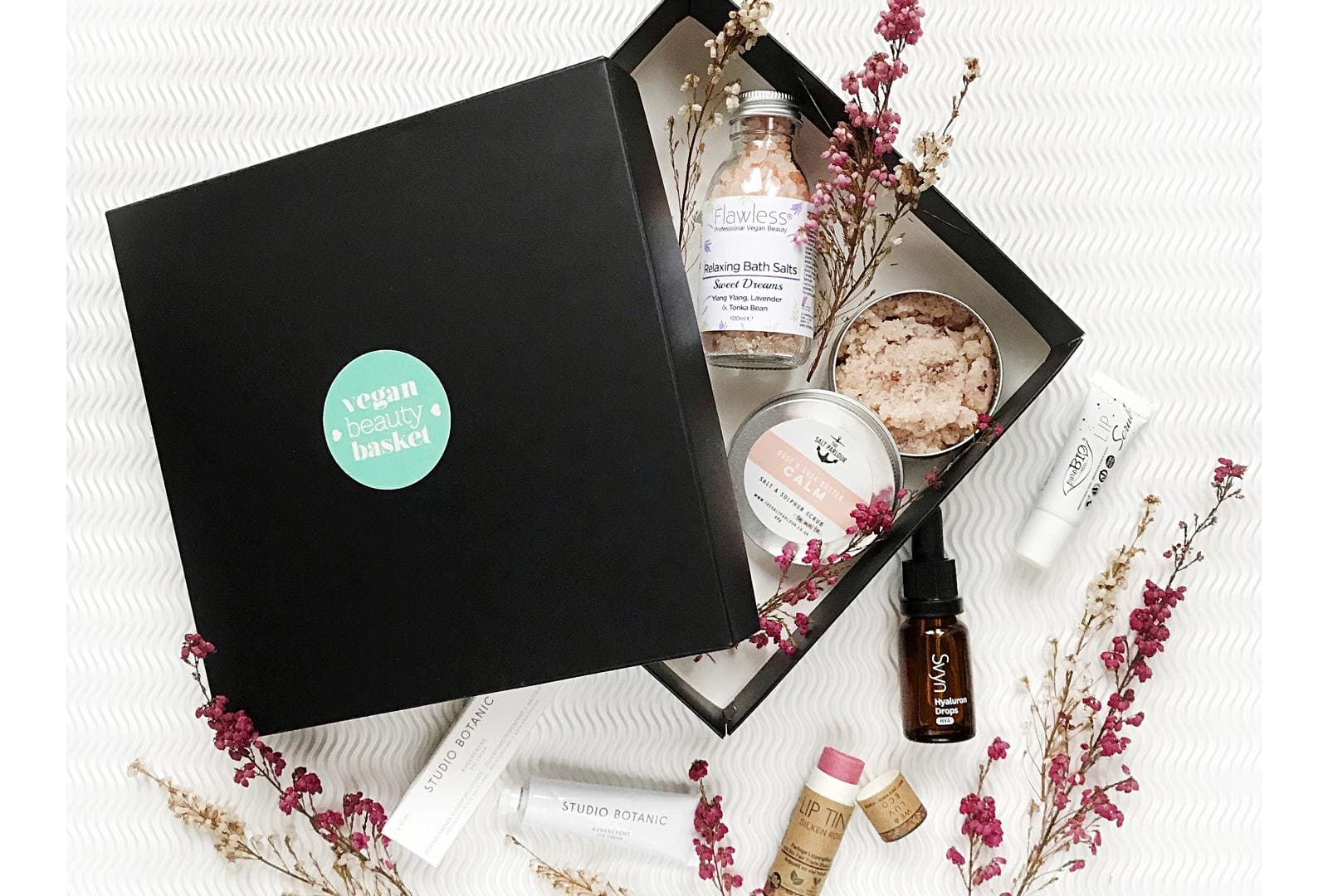 vegan beauty basket beauty abo box