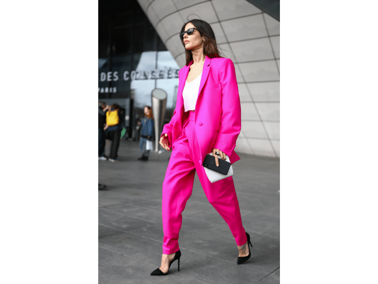 trendfarbe pink, Gilda Ambrosio