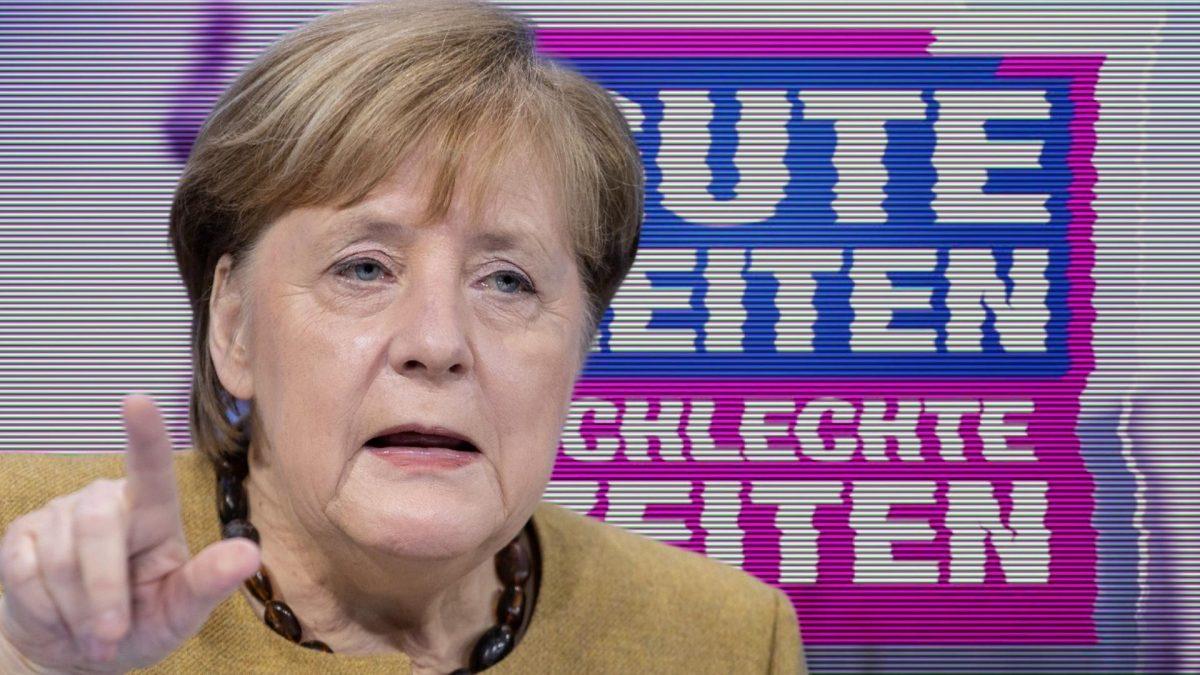 "Die Serie ""GZSZ"" wurde jetzt wegen Angela Merkel unterbrochen."