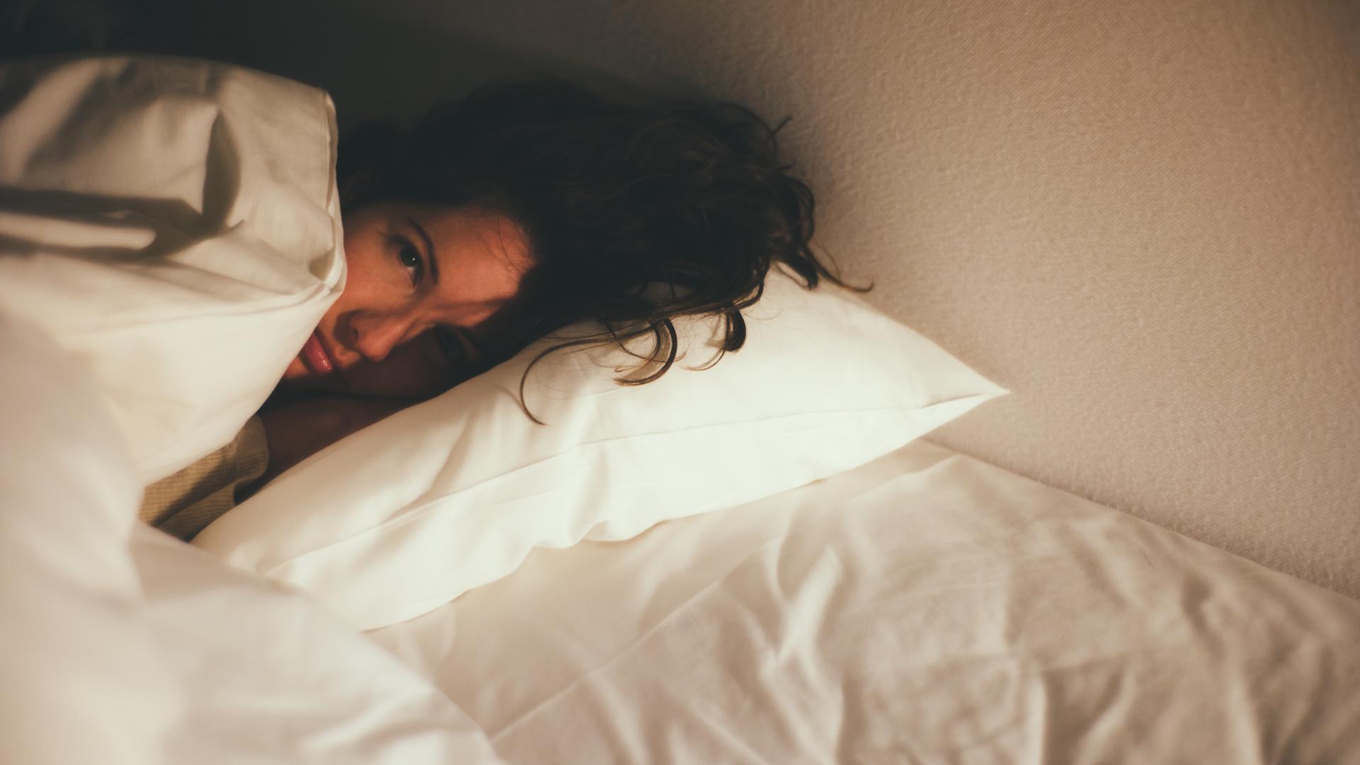 FRau Bett müde