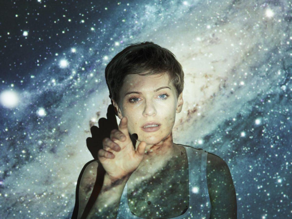 Frau Galaxie