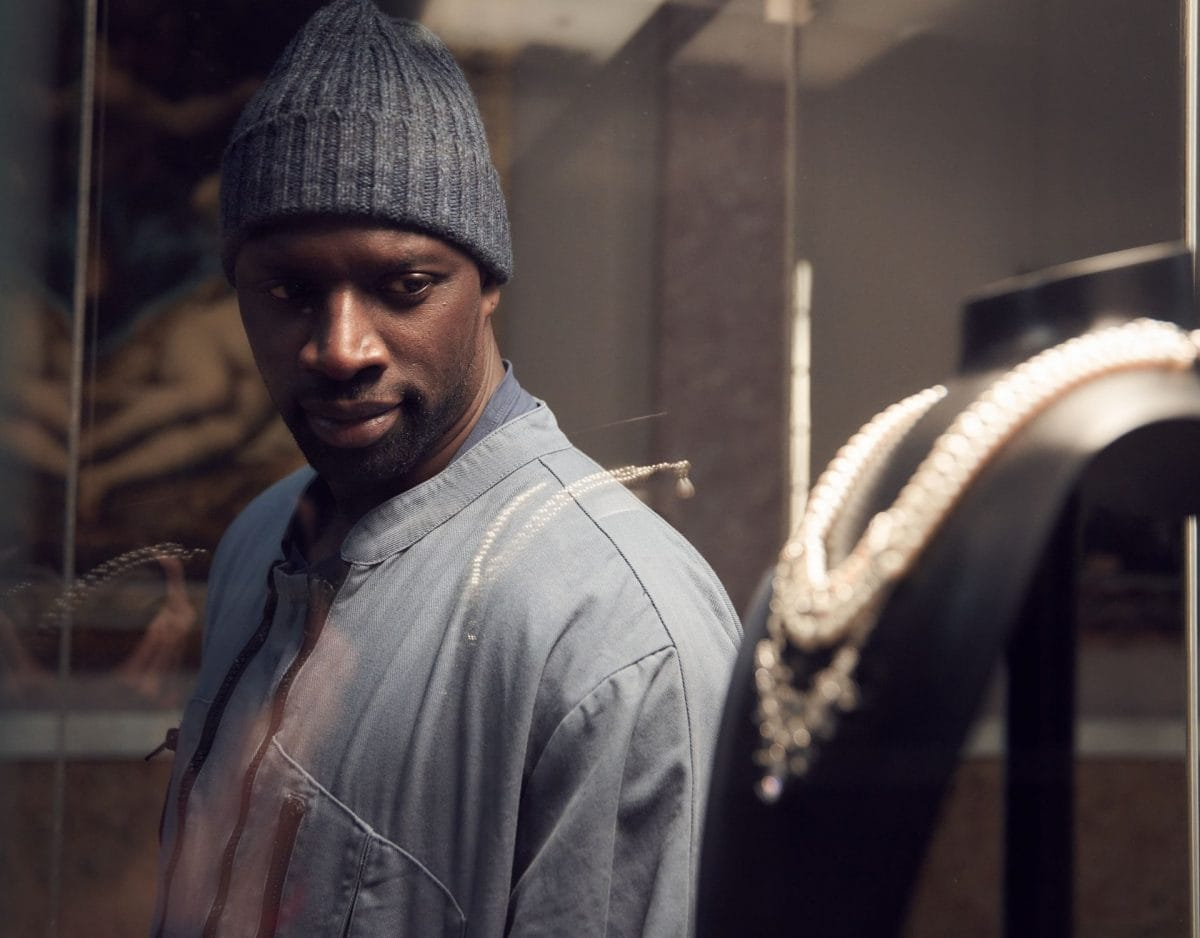 lupin omar sy collier