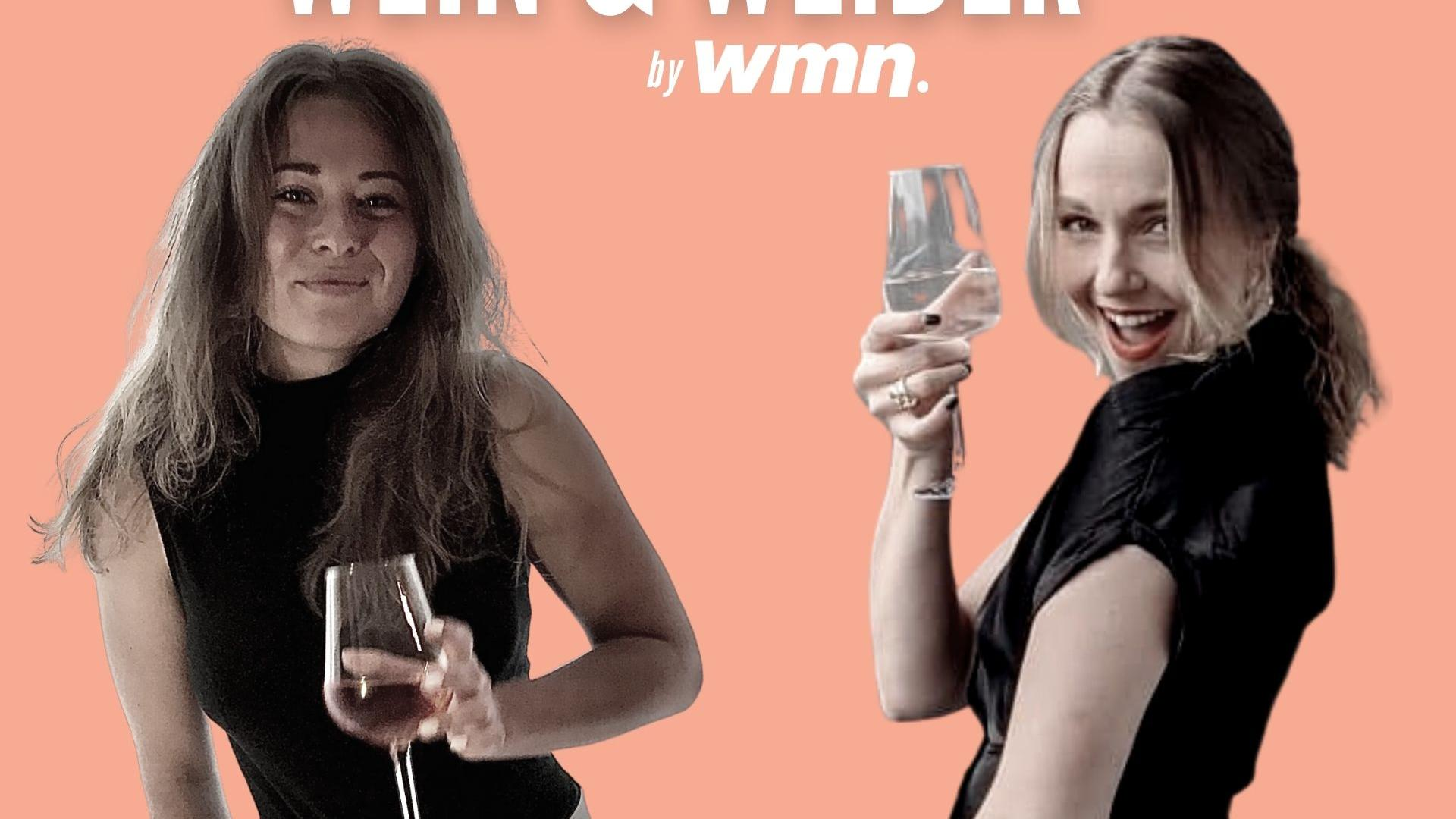 Wein & Weiber Podcast Lisa Mona