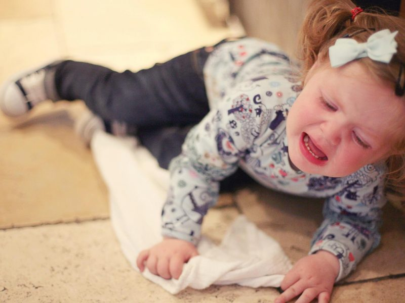 Wutanfall bei Kindern