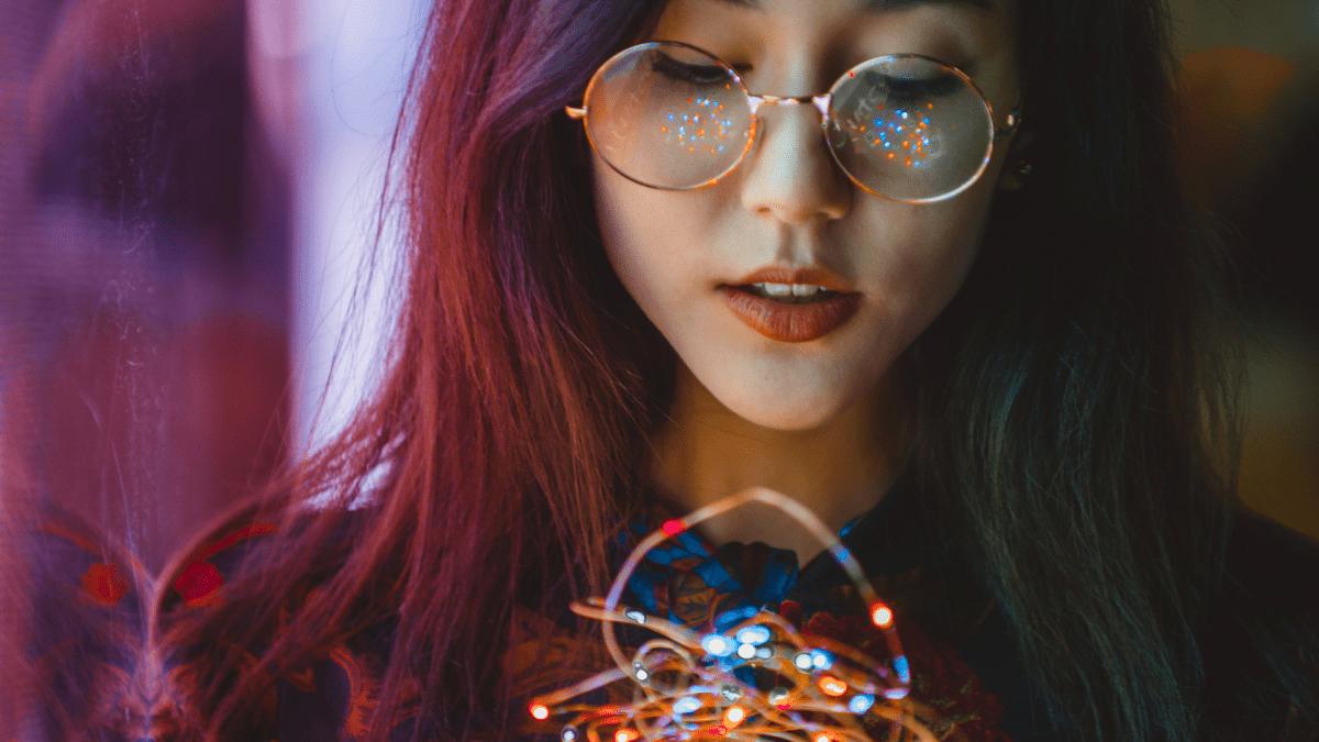 brille putzen