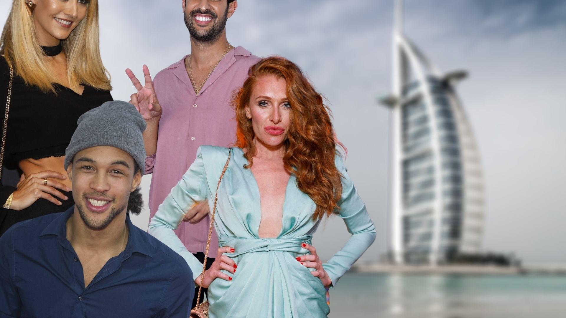 burj al arab influencer:innen