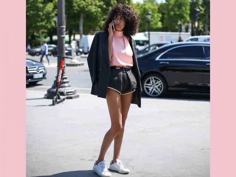 adidas stan smith street style sneakers