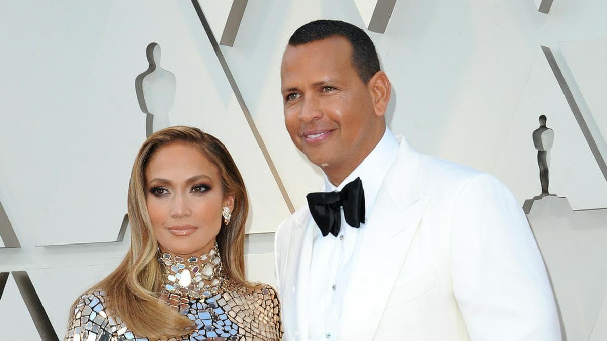 Jennifer Lopez und Alex Rodriguez im Jahr 2019. © Tinseltown/Shutterstock.com