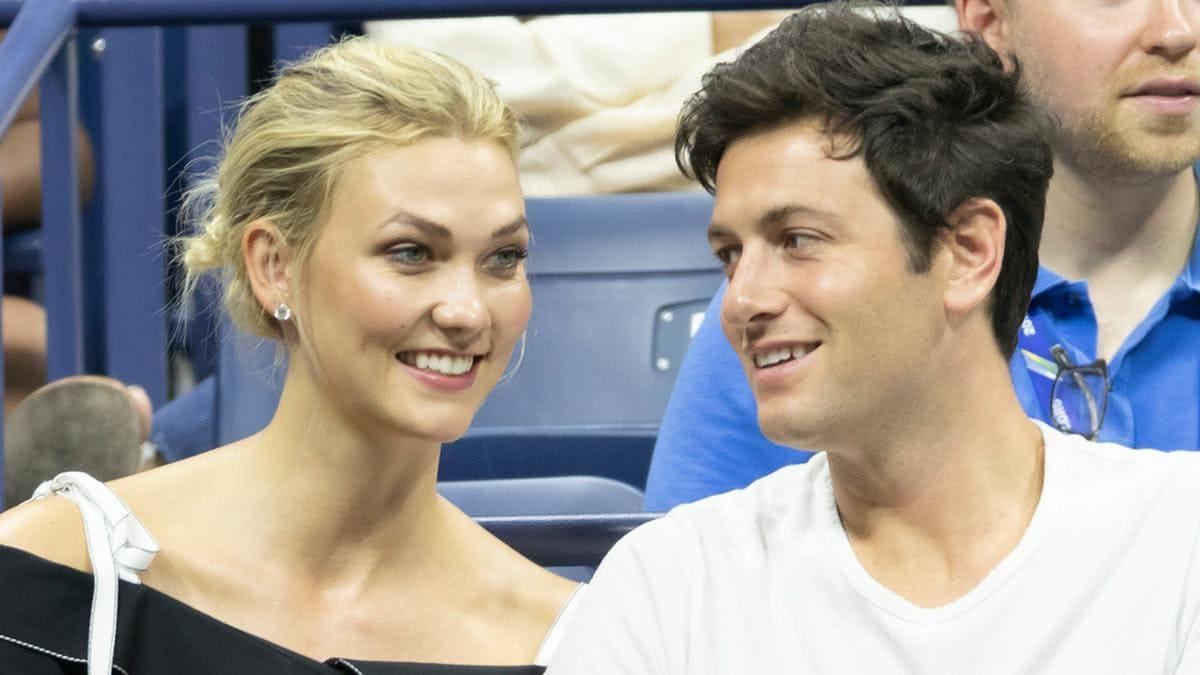 Seit wenigen Stunden sind Karlie Kloss und Ehemann Joshua Kushner Eltern.. © lev radin/Shutterstock.com